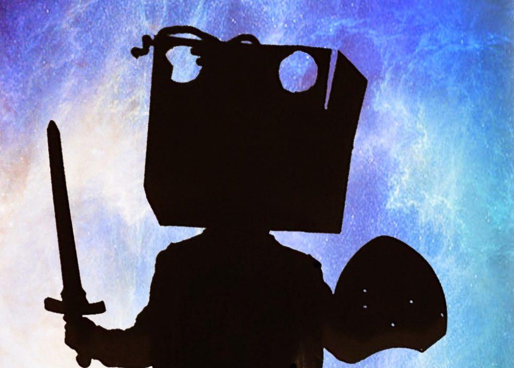 D-Chevalier-Robot