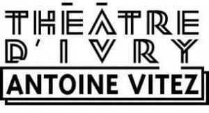 logo théâtre d'ivry Antoine Vitez